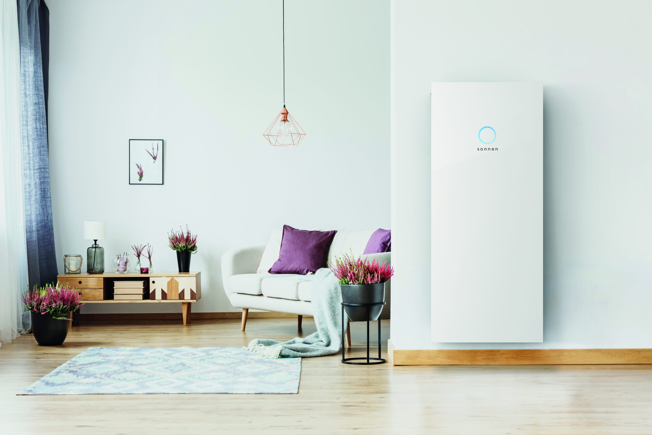 Sonnen pilot: how home storage helps to balance grid
